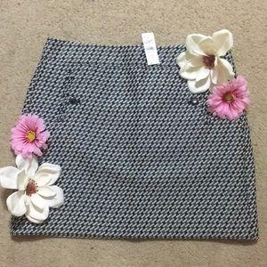 LOFT Skirt (semi-mini skirt)